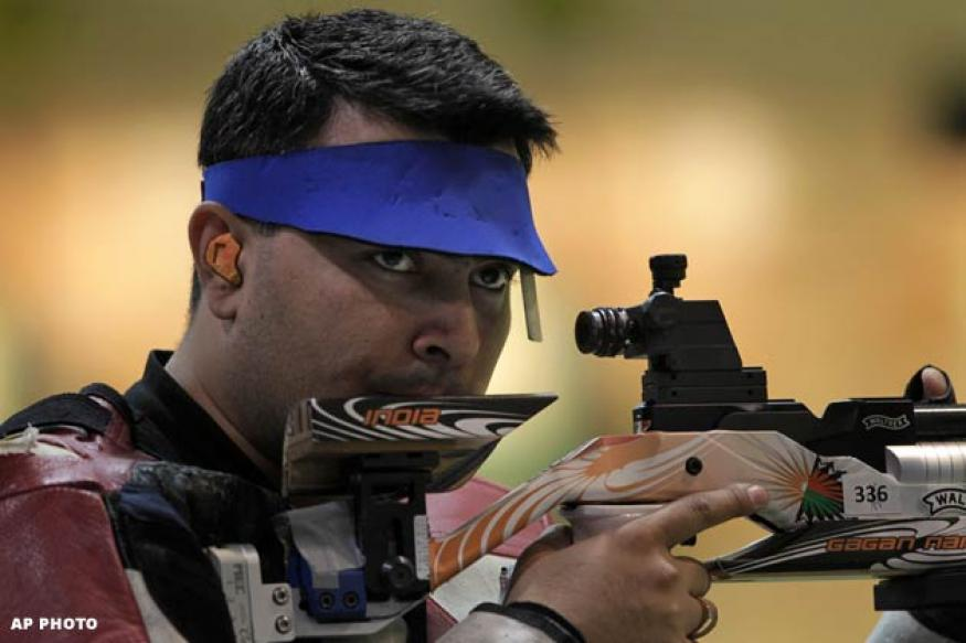 Gagan wants shooting improvement in Hyderabad