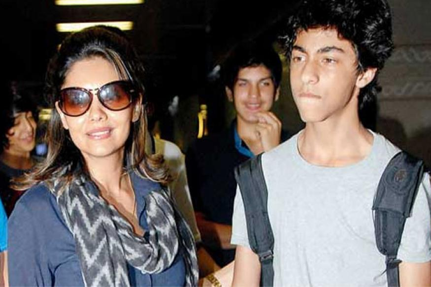 Does Shah Rukh want a normal life for his kids?
