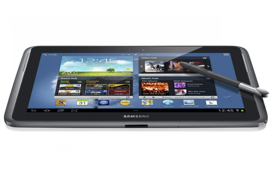 Samsung launches Galaxy Note 800 at Rs 39,990