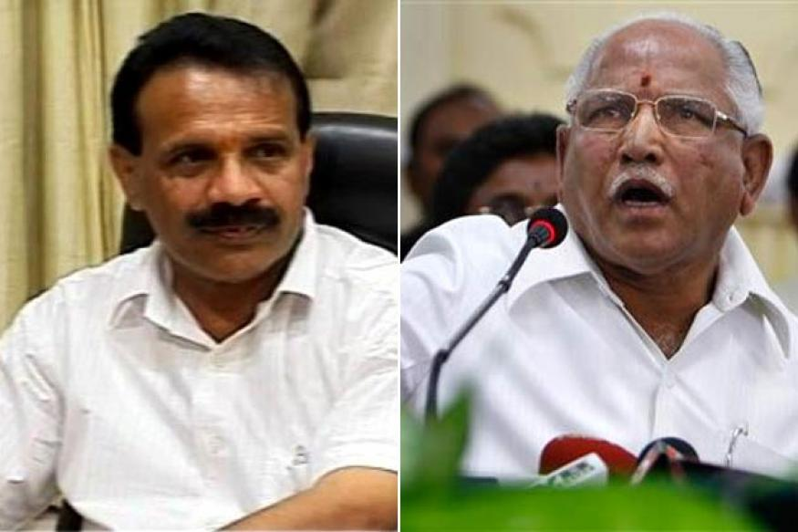 Yeddyurappa hits back at Gowda on party issue