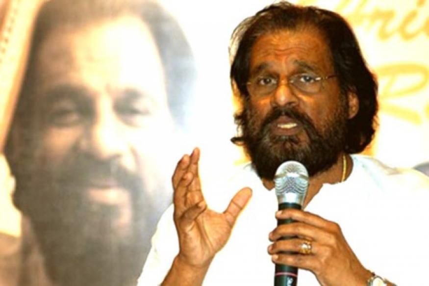 Musician Yesudas to release CD of a film
