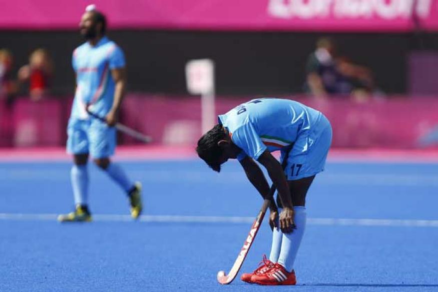 Olympics review: A disgraceful show by hockey