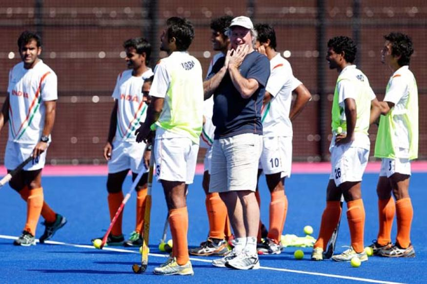 India out of Olympic hockey medal contention