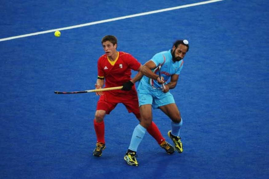 India sinks to a new low in Olympics hockey