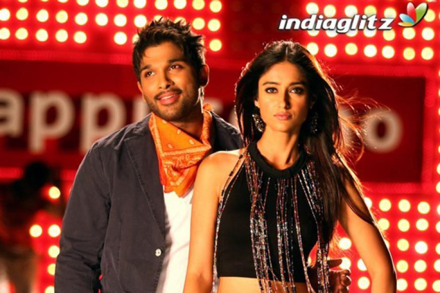 Telugu Review: 'Julayi' is lacklustre