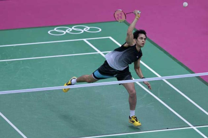 P Kashyap chases history at Olympics