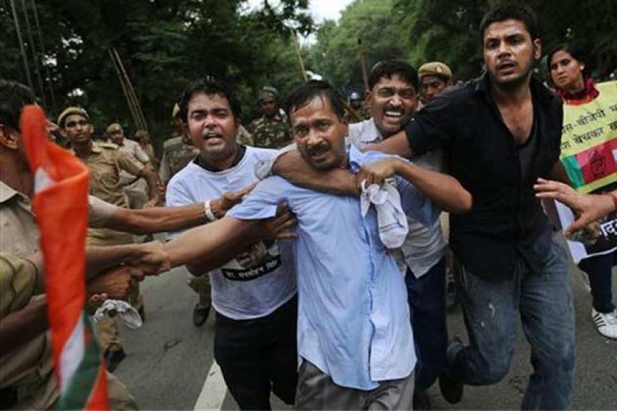 Coalgate: Kejriwal to protest outside MP CM's house