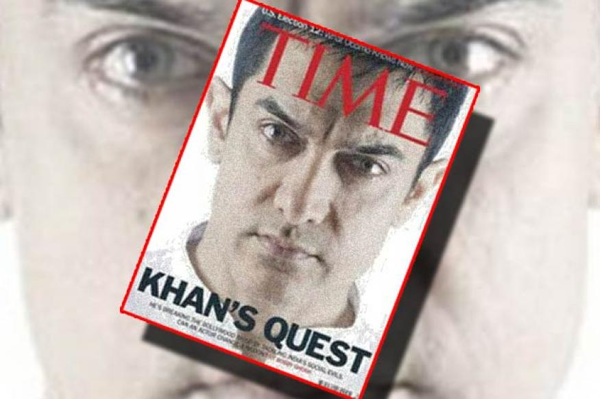 Aamir's Time cover: Why Satyamev Jayate mattered