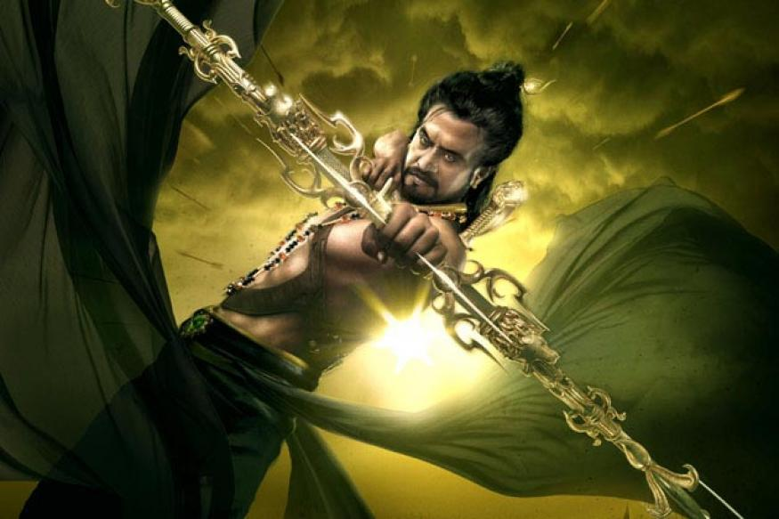 Rajinikanth's 'Kochadaiyaan' has a gaming potential