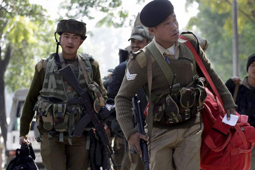 Manipur's child soldiers: No toys, but guns in hand