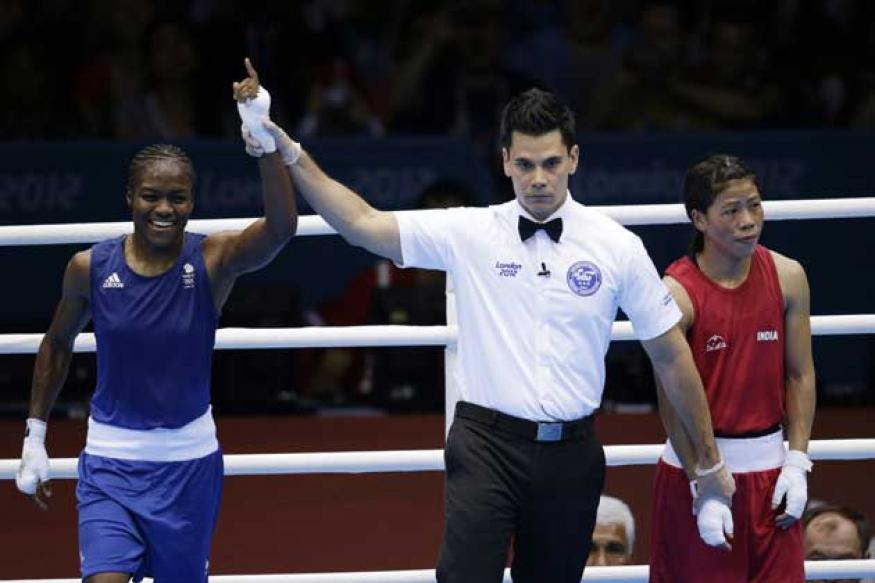 Olympics: Mary Kom loses SF 6-11, wins bronze