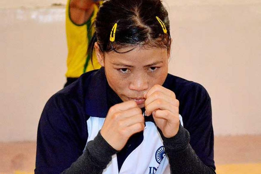 Mary Kom, Devendro lose, Tintu progresses