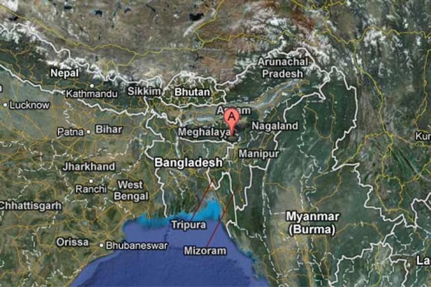 Meghalaya: Bus falls into a gorge, 31 dead