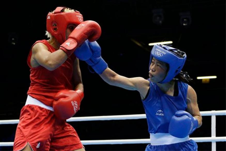 Mary Kom enters semis, assured of a medal