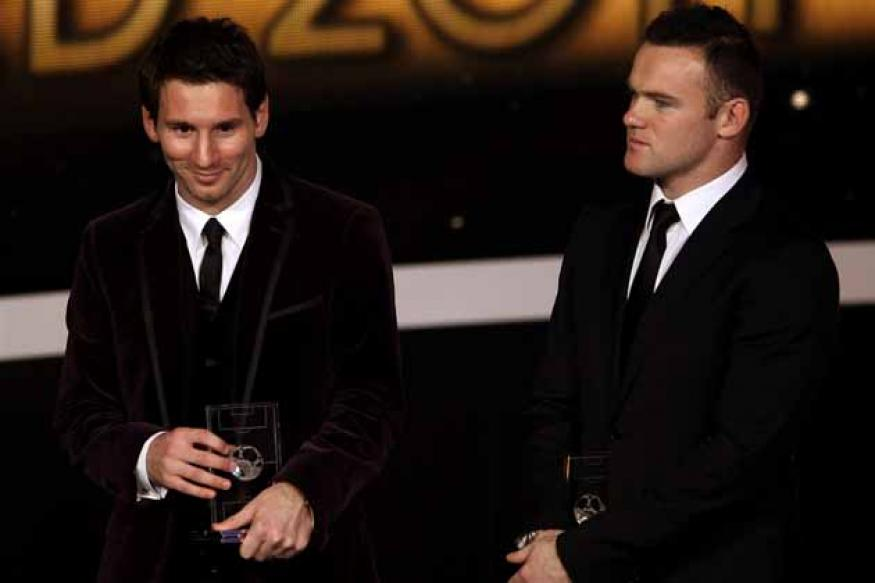 Messi, not Rooney is on Fifa13 cover page