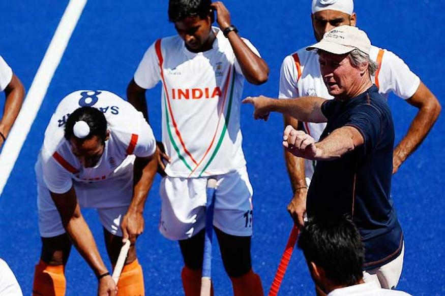 Nobbs vows to carry on as India's hockey coach
