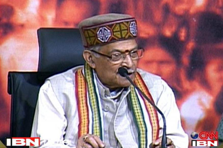 UPA govt fails to protect Indians abroad: MM Joshi