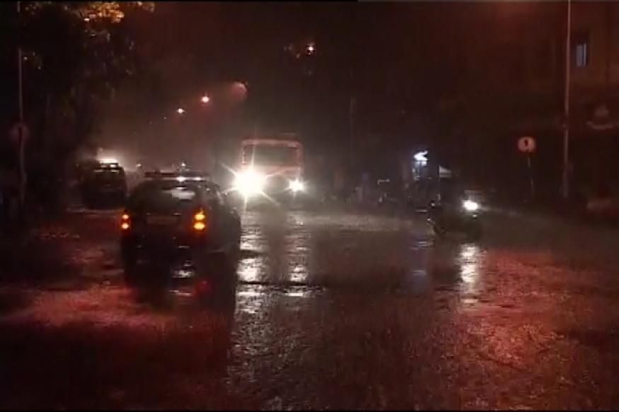 Parts of Mumbai waterlogged after heavy rains