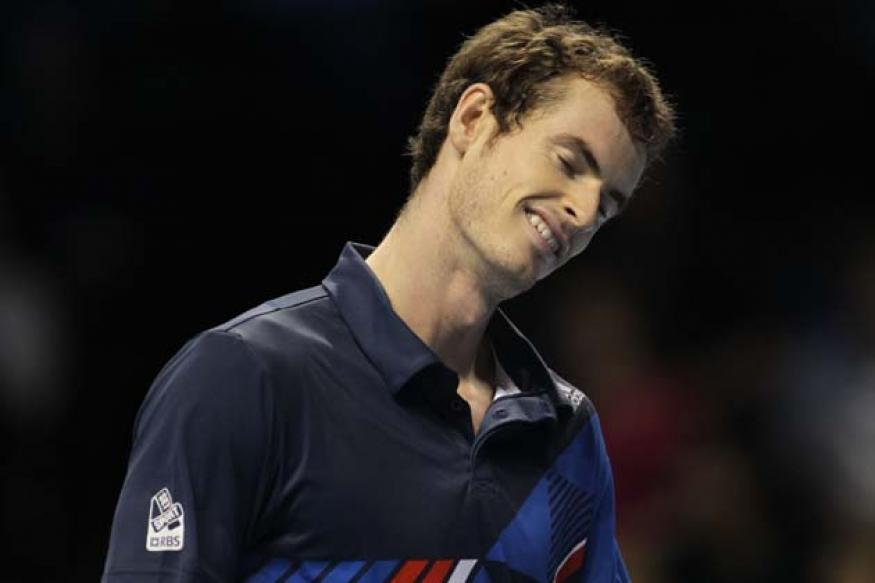 Injured Murray pulls out of Rogers Cup