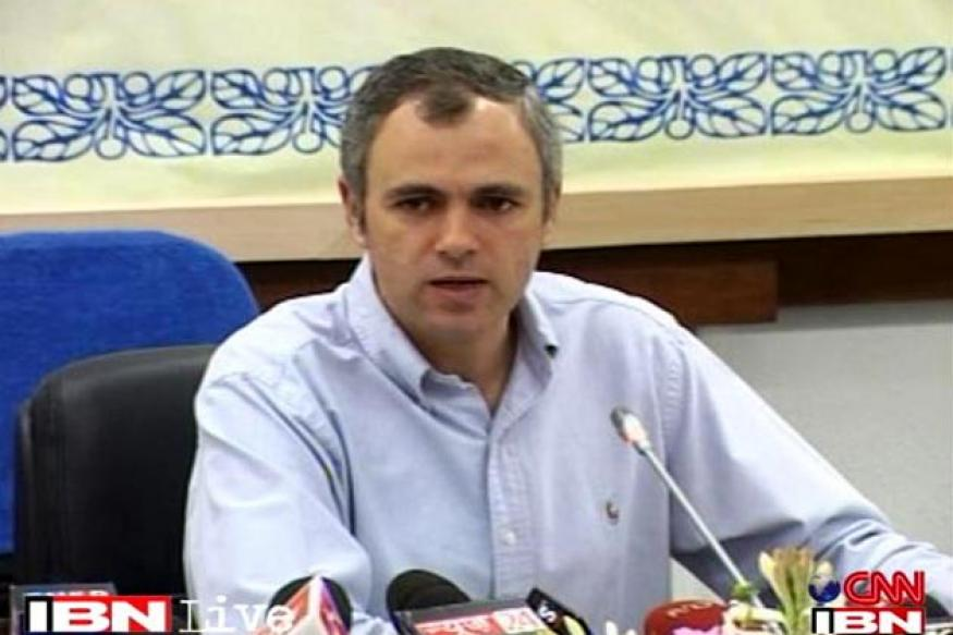 AFSPA will end during my tenure: Omar