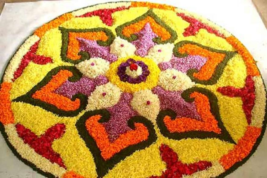 Onam fever grips the city