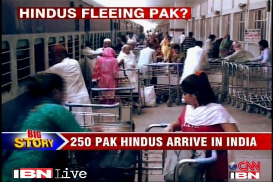 Hindus exodus: Pak sends 3-member team to Sindh