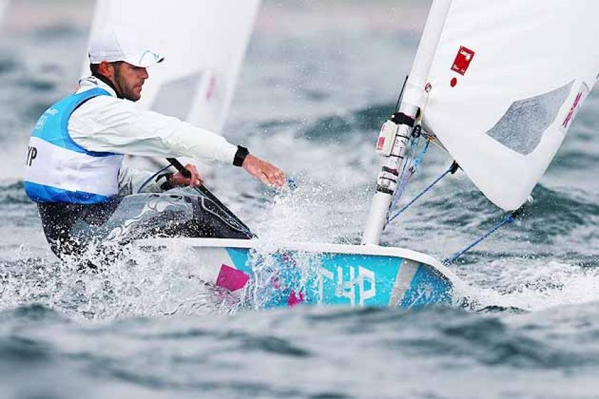 Sailor wins Cyprus' 1st medal in Olympic history