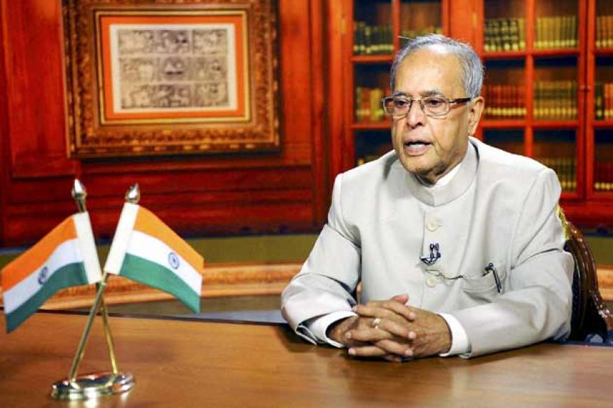 Need to ensure India's free from poverty: Pranab