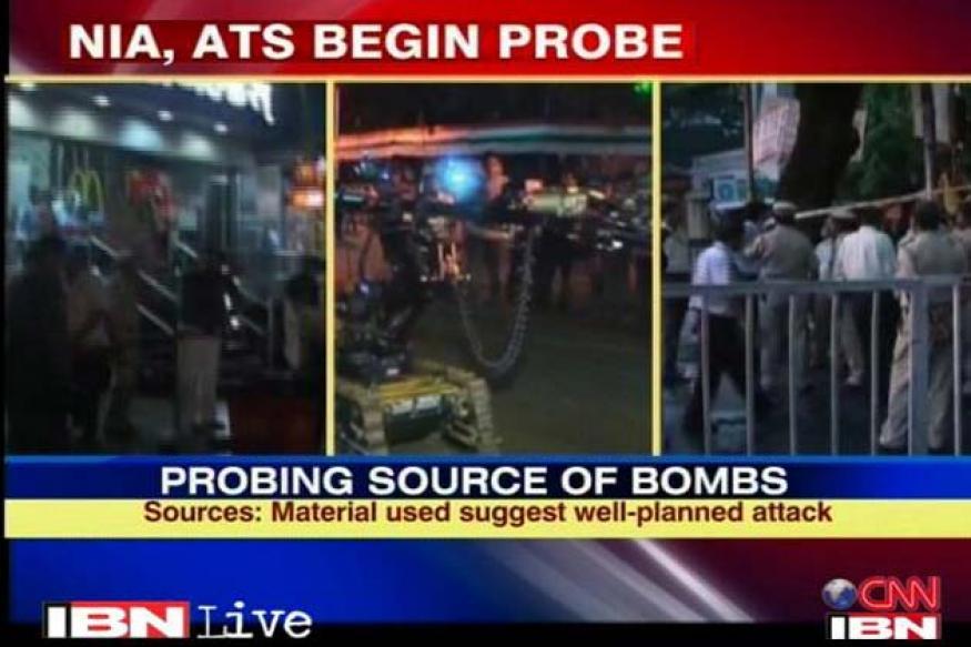 Pune blasts: Prithviraj Chavan meets probe team