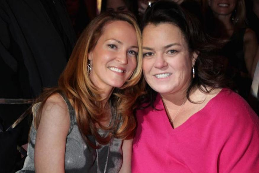 Rosie O'Donnell: I'm married, selling art on eBay