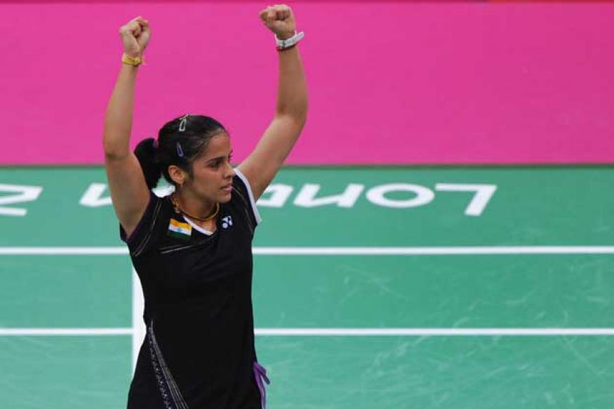 Saina Nehwal rises to world No. 4
