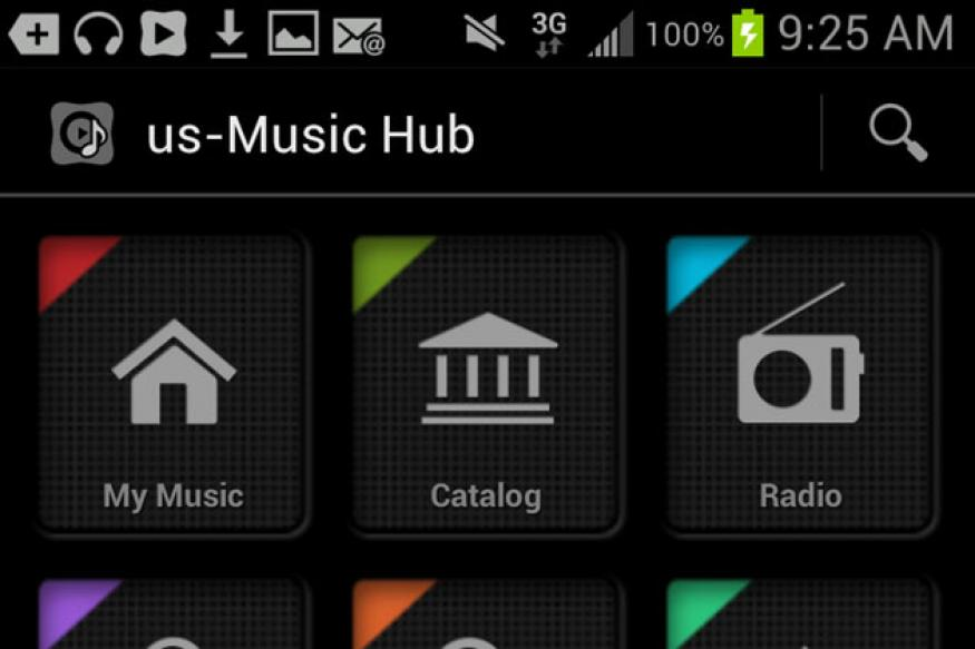 Review: Samsung's Music Hub