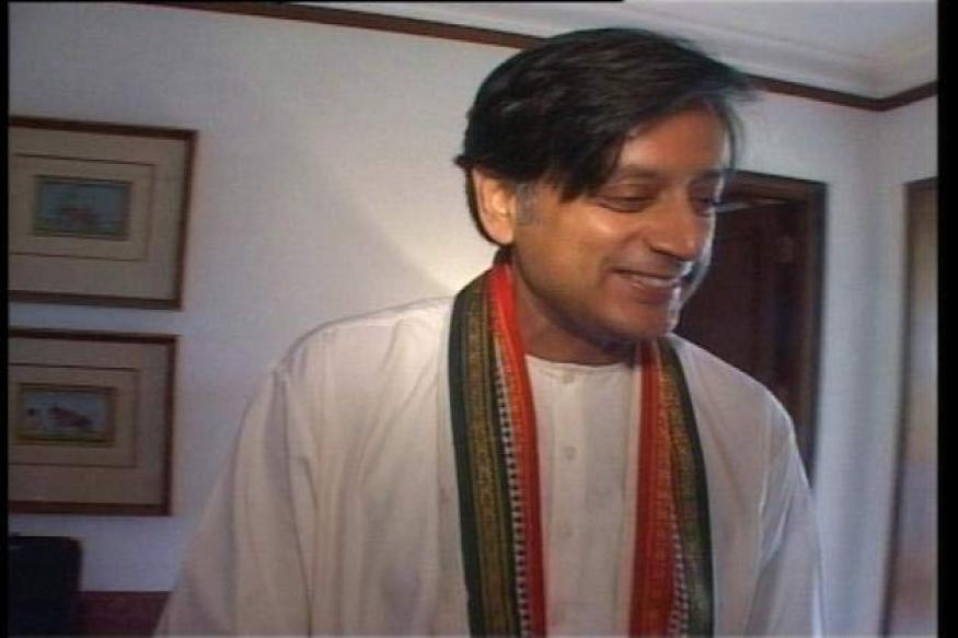 Why Shashi Tharoor said no to a Bollywood film