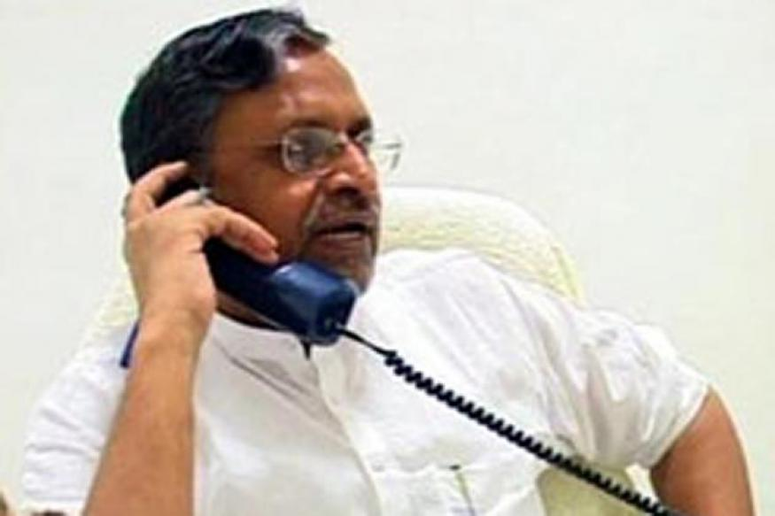 Bihar: Sushil Modi denies Opposition's scam charge