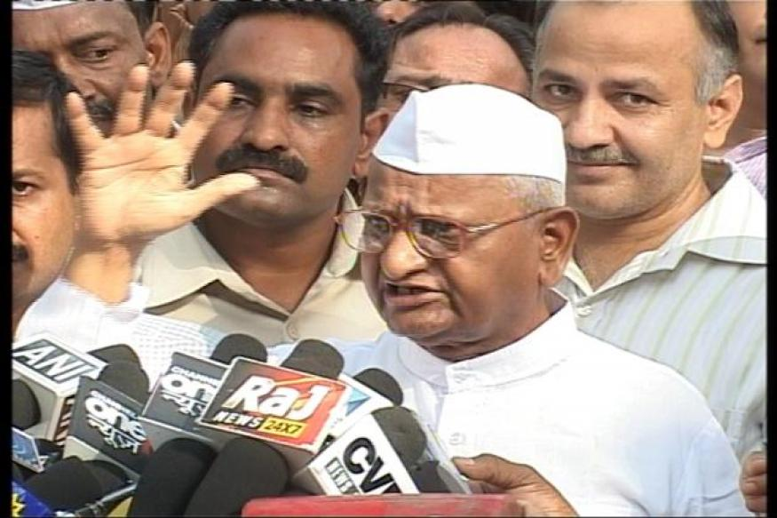 Have not promised support to any party: Anna