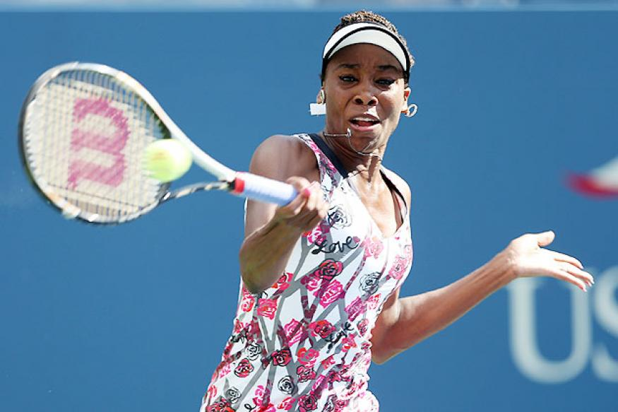 Venus beats Mattek-Sands to reach 2nd round