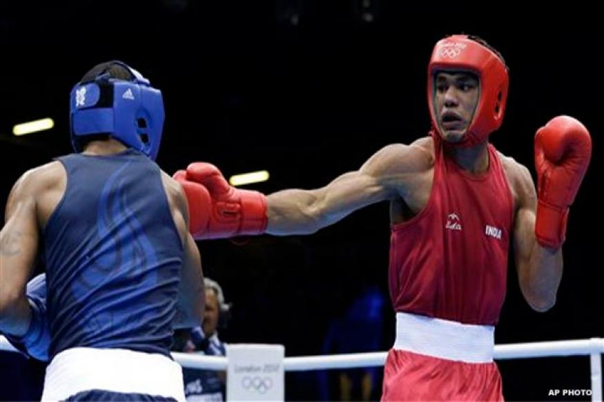 AIBA rejects protest against Vikas's ouster