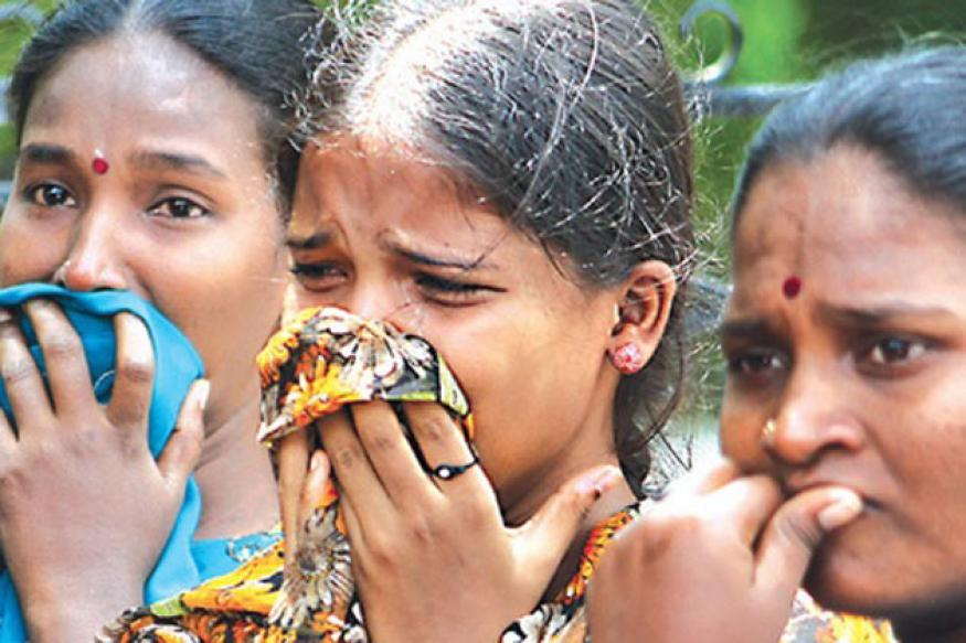 Chennai: Wave washes away 2 boys at Marina