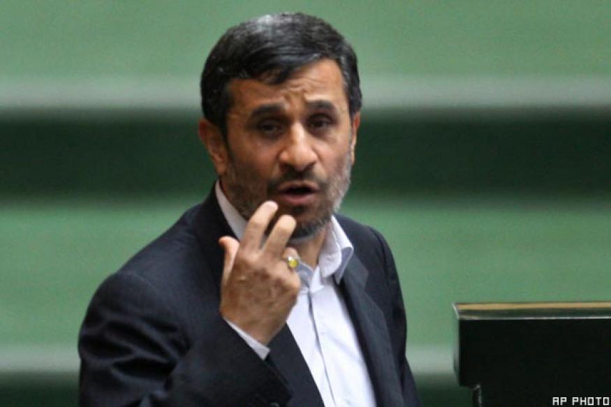 Iran's president dismisses threats on nuclear program