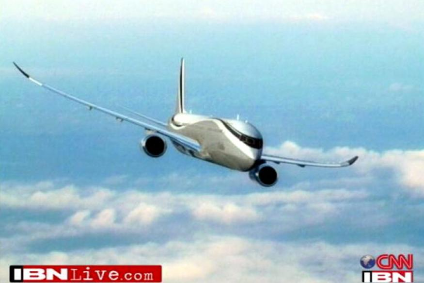 Dreamliner reaches Chennai from New Delhi