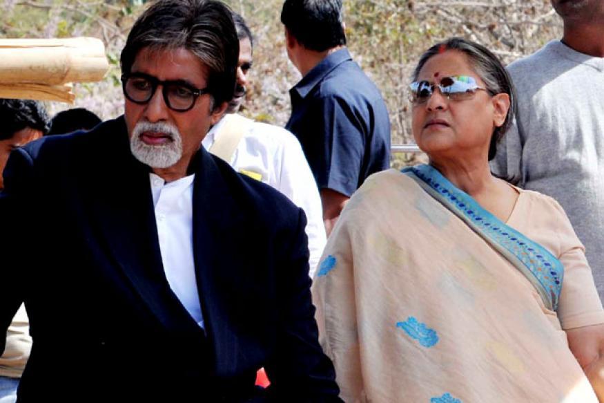 Ganga Devi: Big B gets conscious with Jaya around