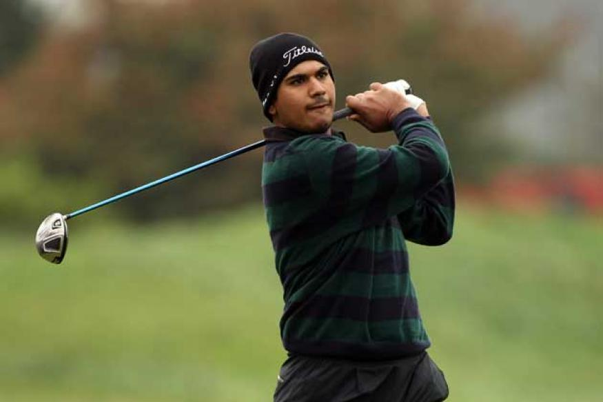 Bhullar 2nd before rain stops play in Taipei