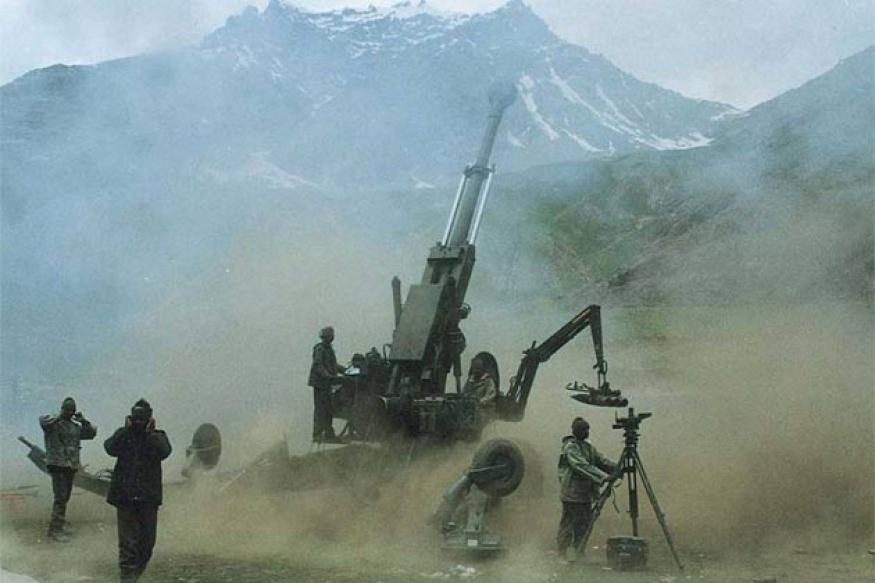 Indian Army planning to deploy artillery along borders