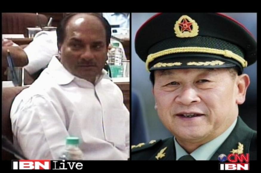 Antony accepts China's invitation, to visit Beijing