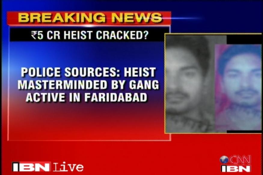 Delhi ATM van robery: Police detain one suspect