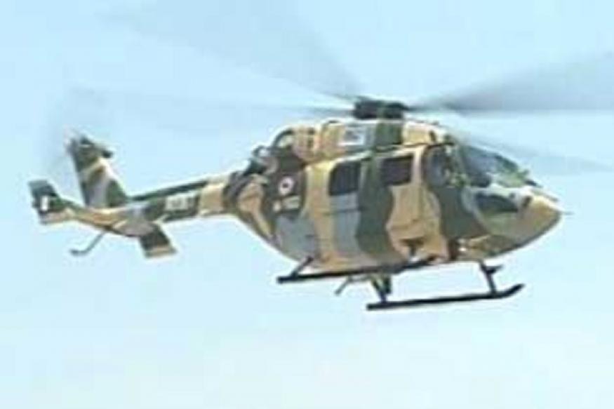 Govt scraps Coast Guard tender for choppers