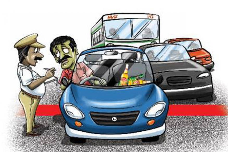 Hyderabad: Drunken driving by VIP kids irks cops