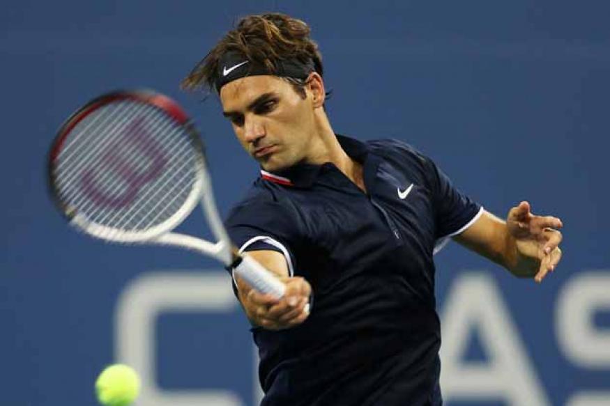 Federer saves Switzerland's Davis Cup status