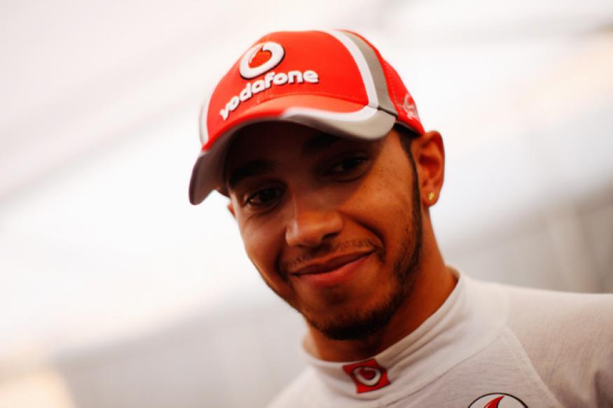 Lewis Hamilton to drive the MP4-27 in Mumbai