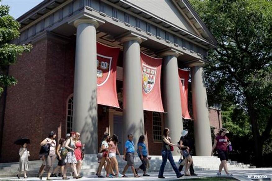Mass cheating probe on in Harvard University
